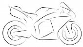 Supersport motor