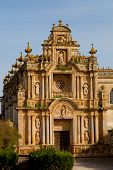 stock photo of carthusian  - Monastery of the Carthusian order placed at Jerez - JPG