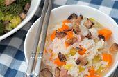 Healthy Vegetable Porridge