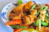 Delicious Asian Bean Curd
