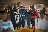 Superheroes Team