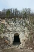 Old Abandoned Stone Quarries
