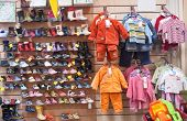Kids' Clothes And Shoes