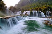 Ban Gioc - Cachoeira Detian Cao Bang, Vietnã