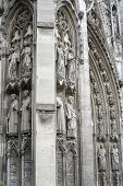 Rouen - Cathedral Exterior