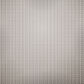 Corrugated Cardboard Background With Pixel Texture