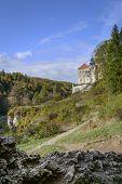 Pieskowa Skala Castle In Ojcowski National Park