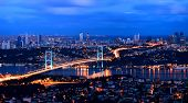 phosphorus bridge istanbul Turkey
