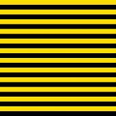Seamless Black & Yellow Stripes