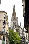 Rouen - Belfry Of Saint-maclou Church