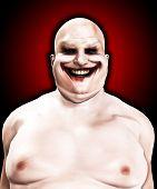 Fat Horrible Clown