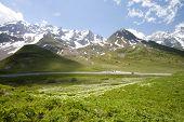 Beautiful mountain (Monetier Les Bains)