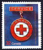 Postage stamp Canada 1984 Meritorious ServiceMedal