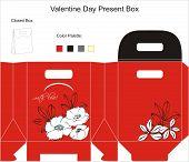 Design for gift box.
