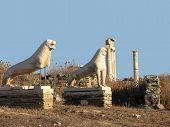 Sphinxes Of Delos