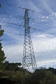Medium Voltage Electrical Towers