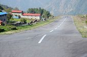 One of the most dangerous airports in the world - Tenzing-Hillary Airport,Lukla,Nepal