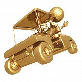 Reckless Golfcart