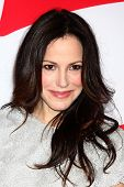 LOS ANGELES - 11 de JUL: Mary-Louise Parker chega ao