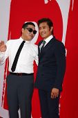 LOS ANGELES - JUL 11:  Psy, Byung-hun Lee arrives at the