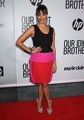 LOS ANGELES - AUG 16:  RASHIDA JONES arrives to the