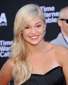 LOS ANGELES - JUN 22:  Olivia Holt arrives to the 'The Lone Ranger' Hollywood Premiere  on June 22,