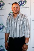 NEW YORK-JULY 14: Detroit Tigers shortstop Jhonny Peralta attends the Aces, Inc. All Star party at M