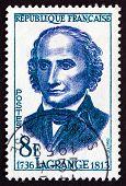 Postage Stamp France 1958 Joseph Louis Lagrange, Mathematician