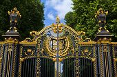 Royal Canada Gates To Green Park