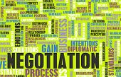 Negotiation in Business as a Abstract Concept