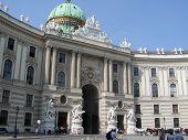 Hofburg, Vienna, Austria