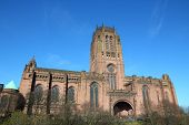 Cathedral In Liverpool