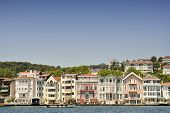 Waterside Residences In Bosphorus, Istanbul, Turkey