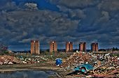 Urban Degradation - Hdr