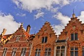 Roof Tops of Bruges