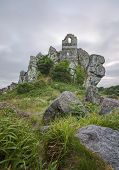 The Chapel At Roche Rock