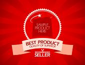 Best product recommended seller design template