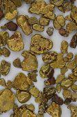 Natural California USA Placer Gold Nuggets