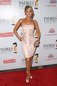 Kym Johnson  at the 8th Annual Padres Contra El Cancer's 'El Sueno De Esperanza' Benefit Gala. Holly