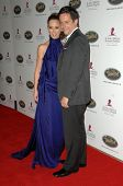 Jennifer Love Hewitt and Ross McCall  at the 5th Annual Runway For Life Gala Benefitting St. Jude Childrens Hostpital. Beverly Hilton Hotel, Beverly Hills, CA. 10-11-08