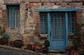 Facade of Cordes-sur-Ciel