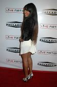 Angela Simmons  at the Grand Reopening of The Hollywood Palladium. Hollywood Palladium, Hollywood, CA. 10-15-08