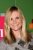 Bonnie Somerville  at the T-Mobile G1 Launch Party. Siren Studios, Hollywood, CA. 10-17-08