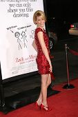 Elizabeth Banks  at the Los Angeles Premiere of 'Zack and Miri make a porno'. Grauman's Chinese Thea