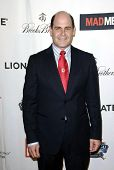 Matthew Weiner  at the live revue A Night On The Town With 'Mad Men'. El Rey Theater, Los Angeles, CA. 10-21-08