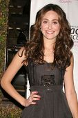 Emmy Rossum  at A Night of Shopping at Mulberry for a Good Cause benefitting Susan G. Komen For The Cure, Mulberry, Los Angeles, CA. 10-21-08