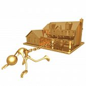 picture of slave-house  - Concept  - JPG