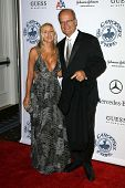Camille Grammer and Kelsey Grammer  at the 30th Annual Carousel of Hope Ball to benefit the Barbara Davis Center for Childhood Diabetes, Beverly Hilton, Beverly Hills, CA. 10-25-08