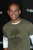 Amaury Nolasco  at the Launch Party for Blackberry Bold. Private Residence, Los Angeles, CA. 10-30-0