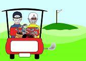 Golfing Seniors